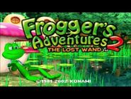 """Frogger's Adventures 2- The Lost Wand - Jungle Island """"Jungle River"""" extended"""