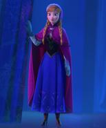 Anna - Search for Elsa