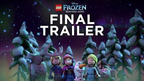 LEGO Disney Frozen Northern Lights – Final Trailer Disney