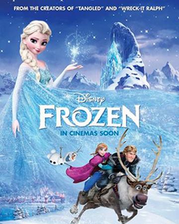 Frozen Frozen Wiki Fandom