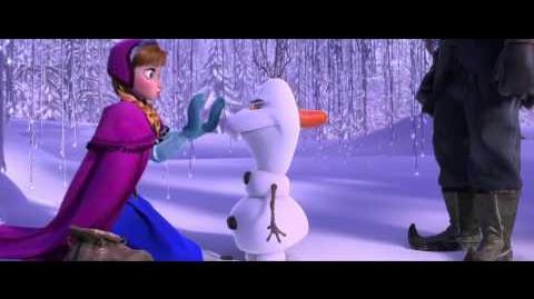 "Disney's Frozen - ""One Word"" TV Spot"