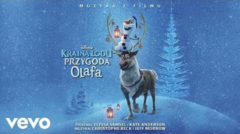 """Zaczynają się Święta (""""Kraina lodu-Zaczynają się święta"""