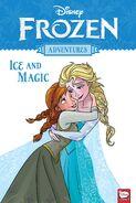 Frozen Adventures Ice and Magic