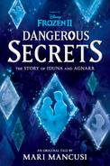 Frozen II Dangerous Secrets Cover