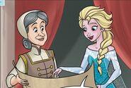 Elsa and Dagmar