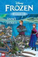 Frozen Adventures Snowy Stories