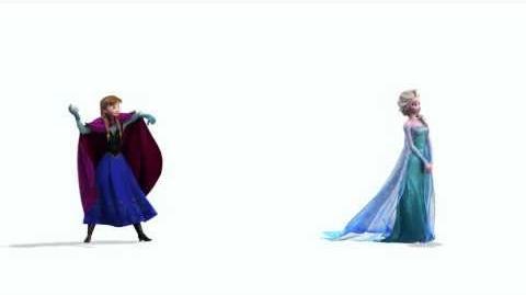 Disney's Frozen - Snowball Fight