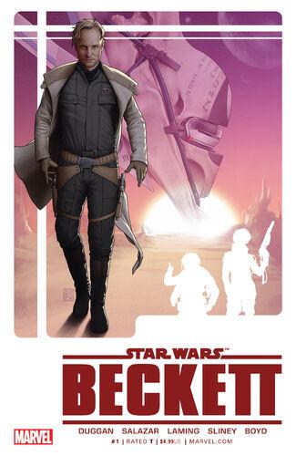 Star Wars: Beckett 1