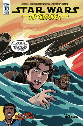 Star Wars Aventures 10
