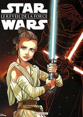 Star Wars épisode VII : Le Réveil de la Force (album jeunesse)