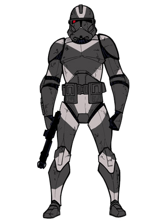 Shadow trooper clone