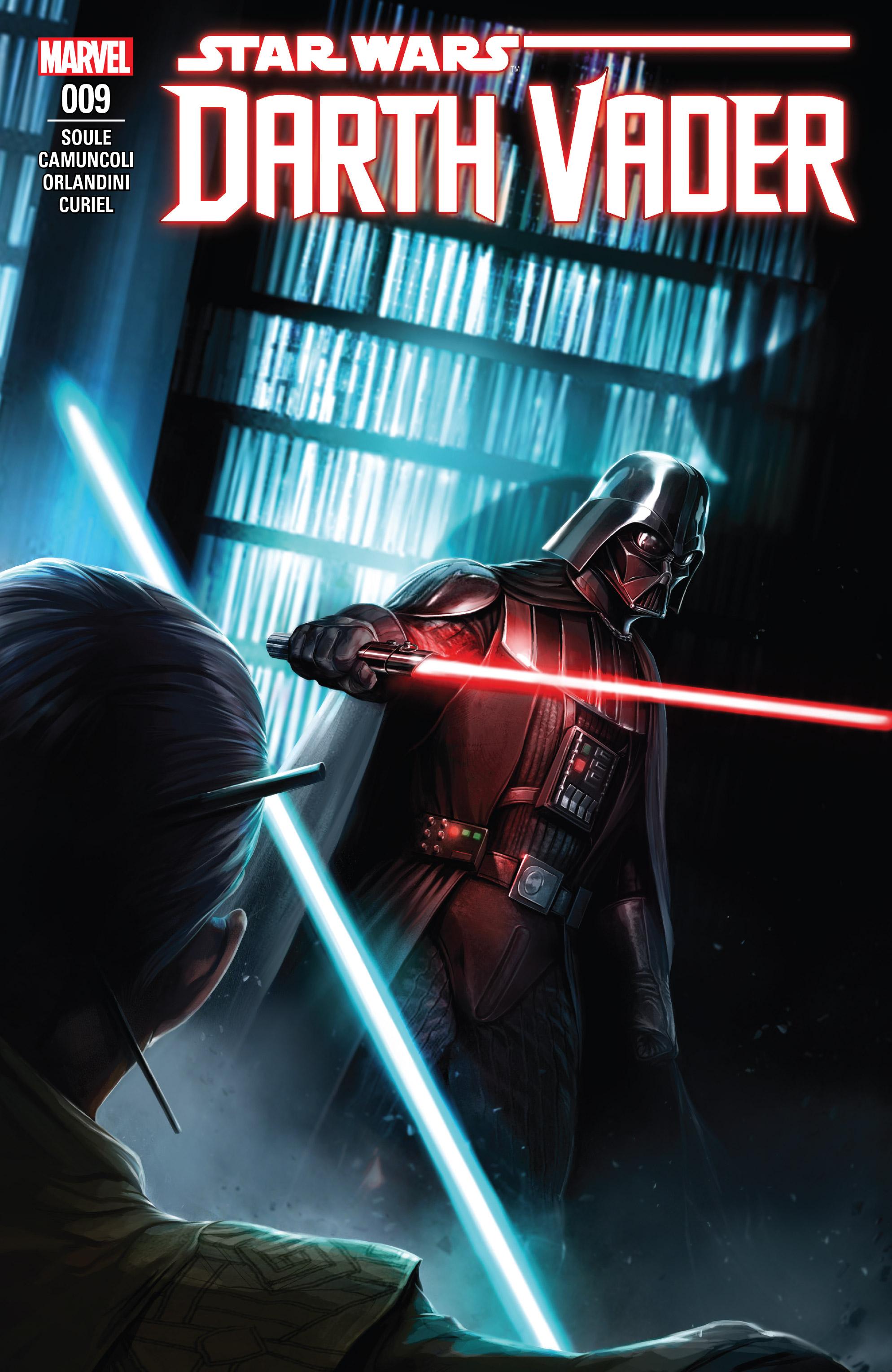 Dark Vador: Seigneur Noir des Sith 9: Les Ténèbres Étouffent la Lumière 3
