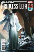 Star Wars Princess Leia Vol 1 2 Mile High Comics Variant