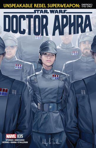 Docteur Aphra 35: L'effroyable super-arme rebelle 4
