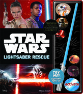 Lightsaber Rescue cover