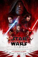 Star wars épisode VIII Les Derniers Jedi - affiche finale
