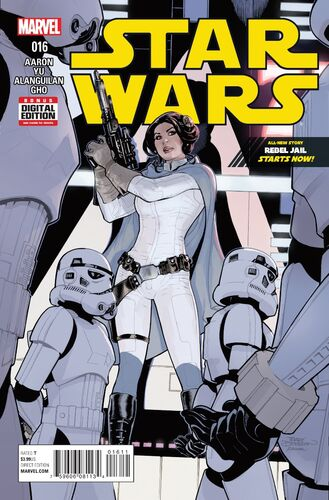 Star Wars 16: Prison Rebelle 1