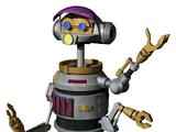 Droïde pilote de série RX