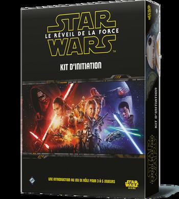 Star Wars : Le Réveil de la Force – Kit d'initiation