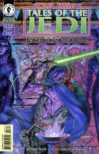 La Chute des Sith 3