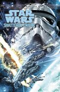 Shattered Empire hardcover cover