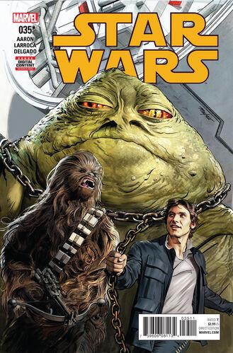 Star Wars 35: Passeur de Hutt