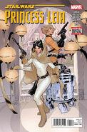 Star Wars Princesse Leia 2