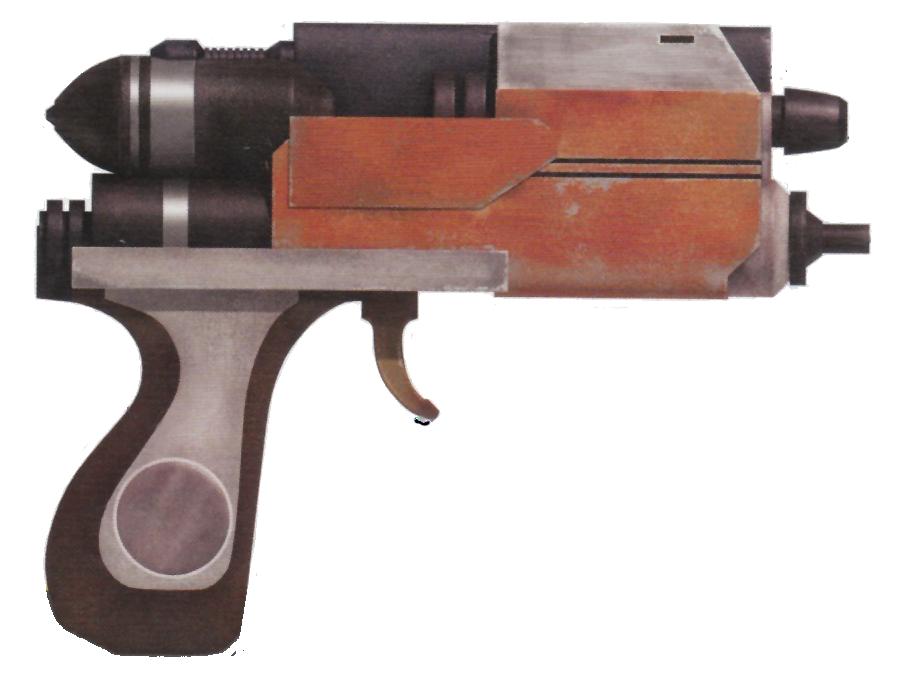 Blaster Blurrg-1120