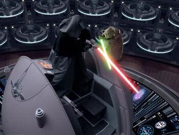 Duel au Sénat
