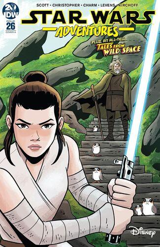 Star Wars Aventures 26