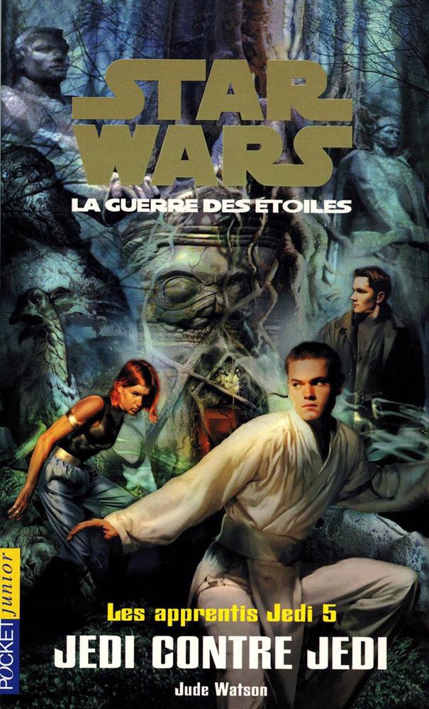 Les Apprentis Jedi : Jedi contre Jedi