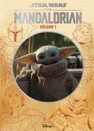 The Mandalorian Volume 1 final cover
