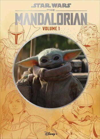Star Wars: The Mandalorian: Volume 1