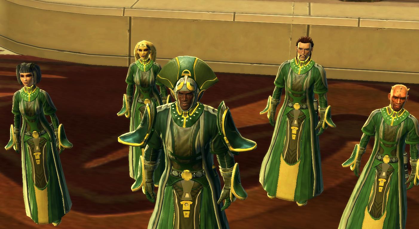 Jedi Vert