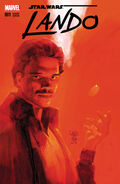 Star Wars Lando Vol 1 1 Charles Soule and Alex Maleev Variant