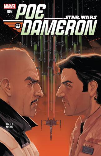Poe Dameron 8: La Tempête Approche 1