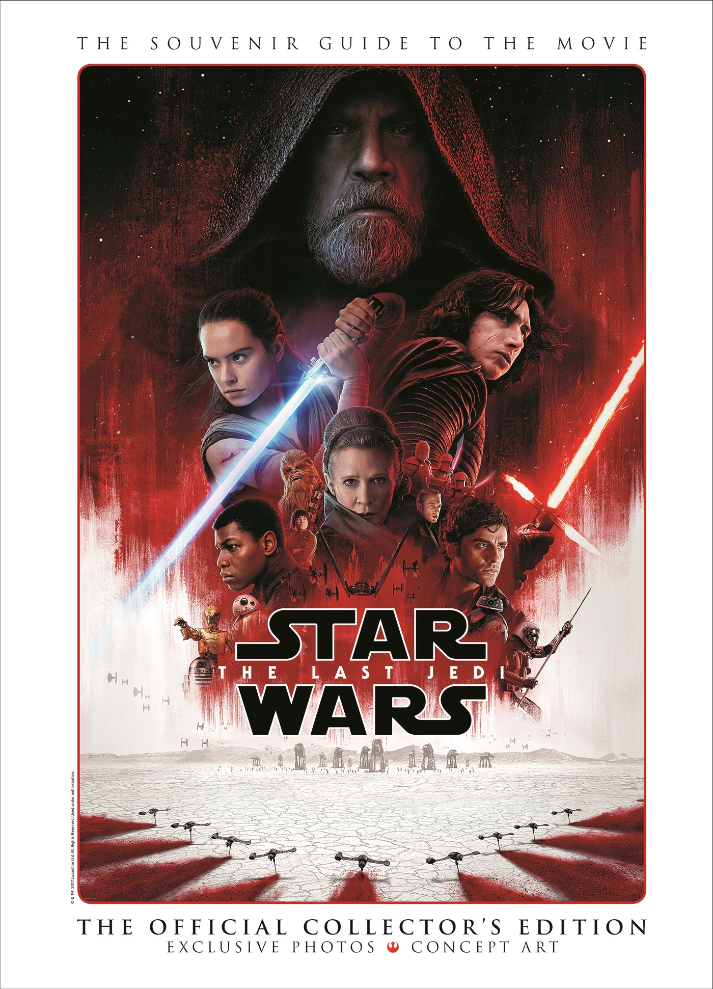Star Wars: The Last Jedi – The Official Collector's Edition