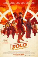 Solo A Star Wars Story Affiche Finale