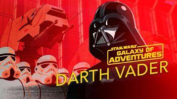 Dark Vador, puissance de l'Empire