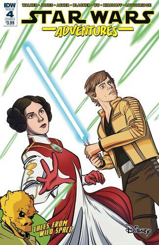 Star Wars Aventures 4