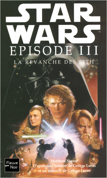 Star Wars épisode III : La Revanche des Sith (roman)