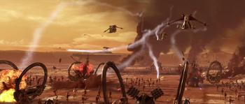 Guerre des Clones
