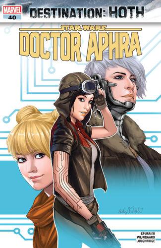 Docteur Aphra 40: La fin d'une vaurienne 4