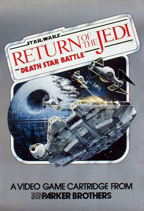 Star Wars: Return of the Jedi: Death Star Battle