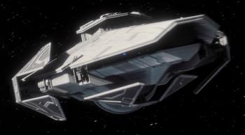 Corvette de classe Raider II