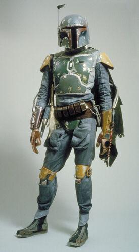 Armure de Boba Fett