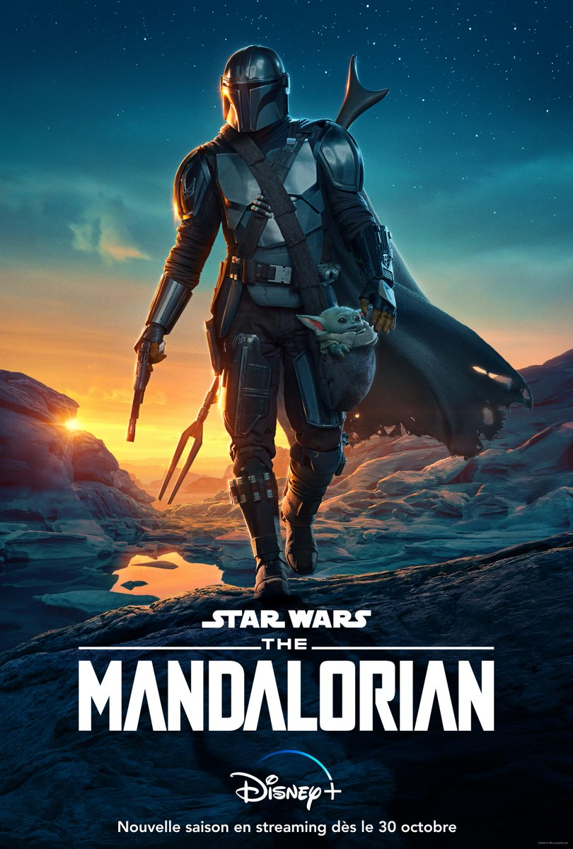 Saison 2 de The Mandalorian