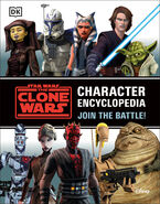 The Clone Wars Character Encyclopedia Final Cover