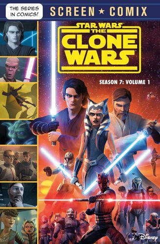 The Clone Wars: Season 7: Volume 1