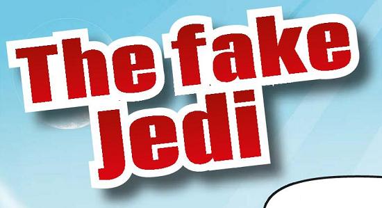 Le faux Jedi